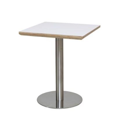 화이트 사각 카페 테이블 600