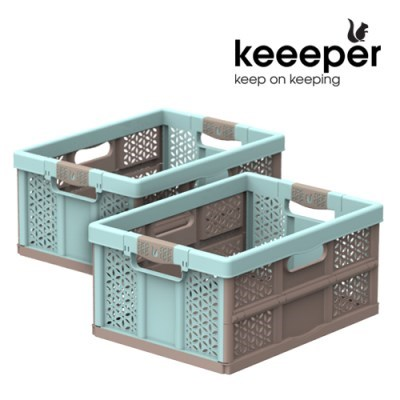 키퍼 폴딩박스 32L 1+1