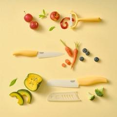 글라스락베이비 이유식 칼 3종 세트