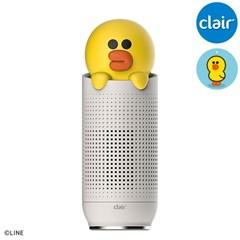 [클레어] ★리퍼★라인프렌즈 샐리 차량용 공기청정기(CAP-BF-PSA1)