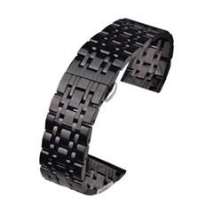 피닉스 시계줄 G666 디버클 메탈밴드(블랙20mm)