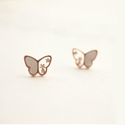 Romantic breeze earring