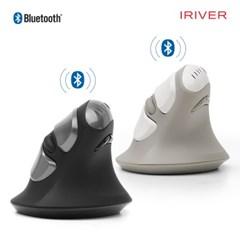 (무료배송)아이리버 블루투스 겸용 버티컬 무선마우스 EQwear-EV3