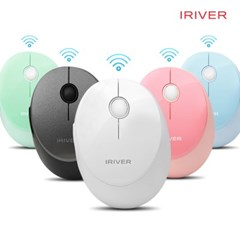 (무료배송)아이리버 2.4GHz 무소음 무선 버티컬 마우스 EQwear-QV7