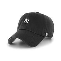 47브랜드 스몰로고 NY 양키스 클린업 블랙 / BKA