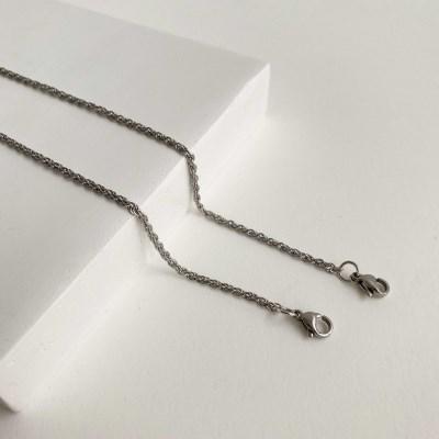 1+1[마스크줄]cursive chain-No.3