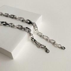 1+1[마스크줄]Marvel chain-White