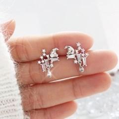 [착한기부] 빙하의눈물1 귀걸이/귀찌
