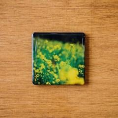 [손끝에서] 제주 놀멍쉬멍 마그넷_유채꽃밭