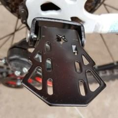 자전거 보조발판  미니 보조 발판 발받침 페달 뒷자리