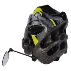 헬멧 백미러 Helmet Mirror 자전거 퀵보드 헬멧미러