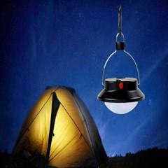 태양광 USB 충전 캠핑 LED등 랜턴 Light 야영 실내등