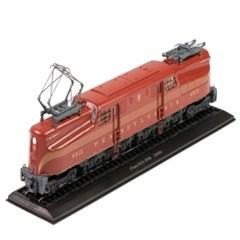 펜실베니아 Class GG1 4910 기관차 철도 열차 기차