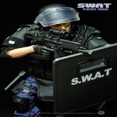 경찰특공대 경특 SWAT NX03 PointMan방패경계대원