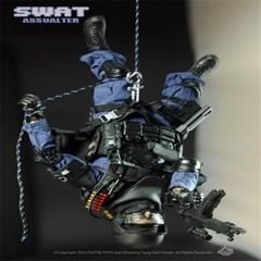 경찰특공대 경특 SWAT NX01 Assaulter 고공침투대원