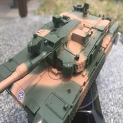 K2 흑표 탱크 전차 대한민국 육군 기갑부대 조립불요