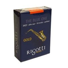 [중앙악기] RIGOTTI 리고티 골드 재즈 알토 색소폰 리드_(1703098)