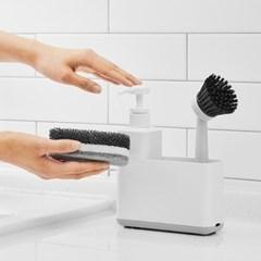 싱크대 세제통 / 디자인 주방 욕실 정리 수납 세제 디스펜서