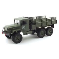 1/16 6x6 군용 육공트럭 비례제어조절 가능 RC