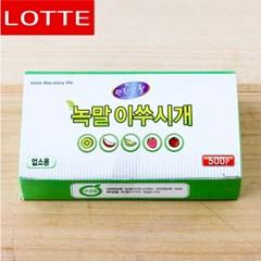 500p 롯데 편한생활 녹말 이쑤시개(업소용) (6.5cm)
