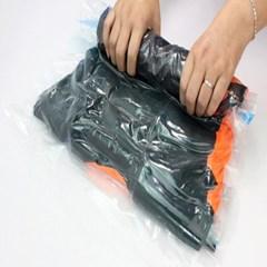 더 큰 여행용 초간단 의류압축팩 진공 에어팩 다용도