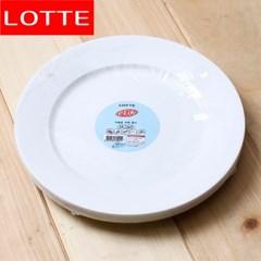 10p 롯데 이라이프 다회용 위생접시(23cm)