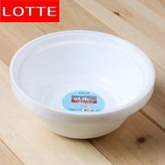 10p 롯데 이라이프 다회용 위생우동그릇(21.5cm)