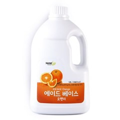 에이드 베이스 오렌지 1.8L (아이스패킹 비용 포함)_(1937796)