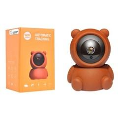맥킨더 곰돌이 가정용 홈카메라_(320446)
