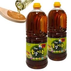 CJG001-3 더 들 향기름 1.8L (들깨향미유28.6%)