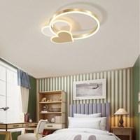 boaz 골드투하트 방등(LED) 키즈 카페 인테리어 조명
