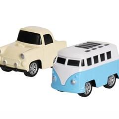 [2종세트] 미니카 풀백카 자동차 장난감
