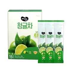제주담움 청귤차 스틱(25gx15포)