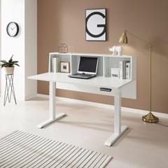 자동 높이조절 책상 모션테이블 HDA-1200.B.P_(792330)