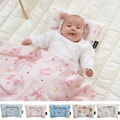 위드아이 양면 아기 베개