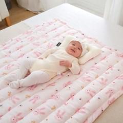 위드아이 사계절 아기 양면 패드