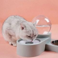 [제제코리아]버블펫 더블볼식기/고양이식기/강아지식기/