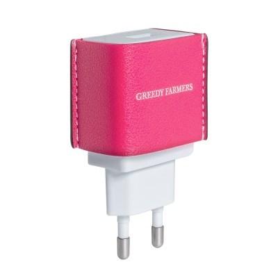그리디파머스 퀄컴 퀵차지 3.0 18w 고속충전기 (19 colors)