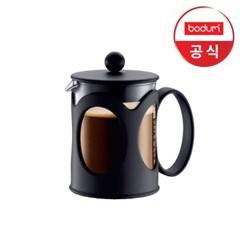 [보덤] 케냐 프렌치프레스 커피메이커 라운드 500ml