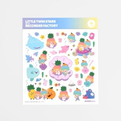 TRF x SANRIO STICKER - FINDING STAR