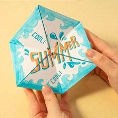 3D 입체 종이접기 칼레이도사이클