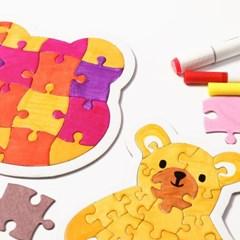 퍼즐만들기 종이 퍼즐 만들기재료