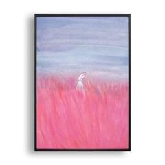 핑크뮬리숲