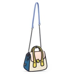 [점프프롬페이퍼] Owl Handbag_Beige