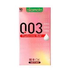 오카모토 콘돔 003 히알루론산 10개입_(1064733)
