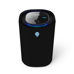 고른숨 UVC 휴대용 무선 공기살균기 R8 공기청정기 블랙