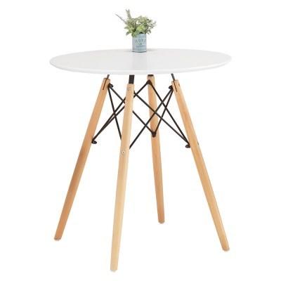 거실 커피숍 카페 업소용 티테이블 베란다탁자 원목식탁 찻상