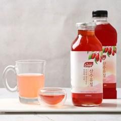 [남도장터]재배팜 쏠라베리 산수유청 600ml