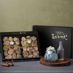 [남도장터]갑순이 흑화고선물세트(흑화고540g)