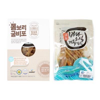 [남도장터] 전통 통 보리굴비포 선물세트